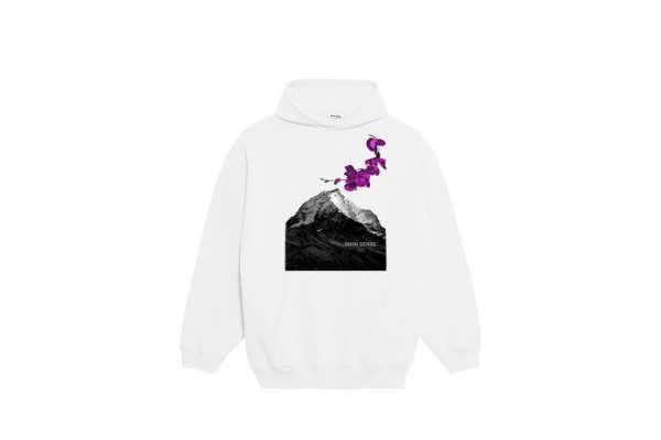 9N1M SENSE Flower Mountain Hoodie