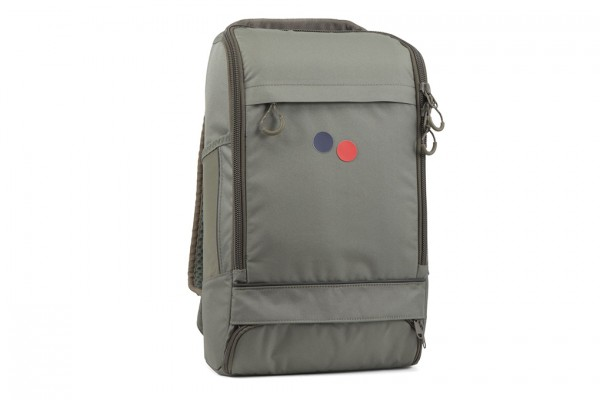 pinqponq Cubik Medium Backpack Airy Olive