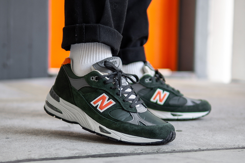 12f10cedc4ad3 ... Preview: New Balance Made in UK M 991 TNF ...