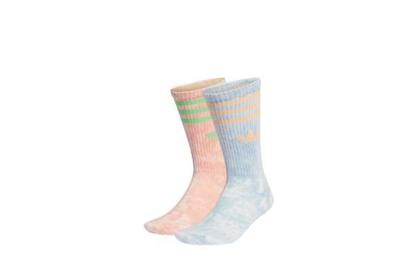 adidas Crew Socks Tie-Dye