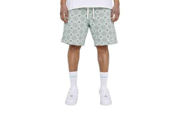 Pegador Mosaic Heavy Sweat Shorts