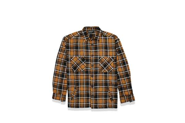 Pegador Flato Heavy Flannel Shirt